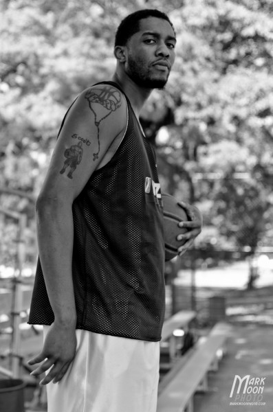Gerald at Mellon Park